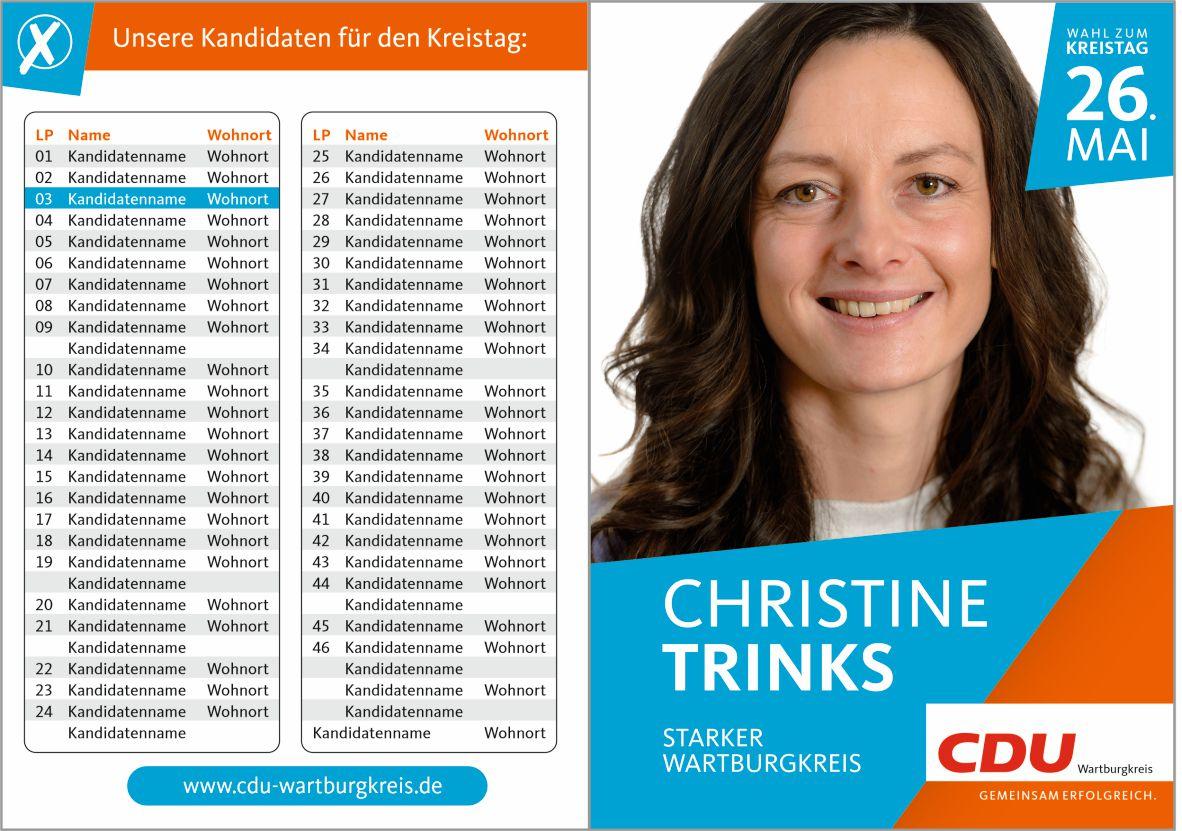 CDU WAK Folder 1